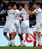 Roma ve Milan 1 puana razı oldu