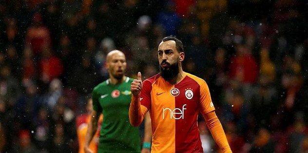 Galatasaray'da Mitroglou resmen açıkladı! Takımda kalacağım