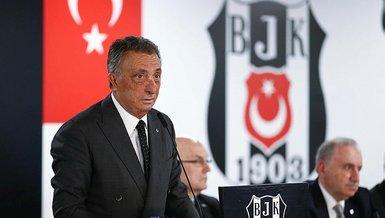 Son dakika spor haberi: Beşiktaş Başkanı Ahmet Nur Çebi'den iddialı şampiyonluk sözleri!