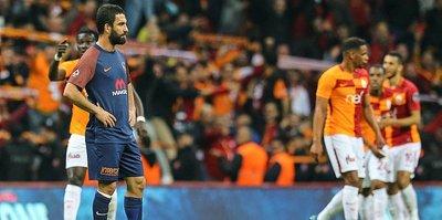Galatasaray'dan Başakşehir'e gönderme!