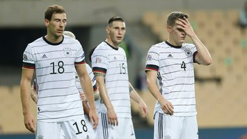 Heaviest defeats for Germany and under coach Löw