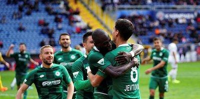 Kasımpaşa 1 - 4  İttifak Holding Konyaspor | MAÇ SONUCU