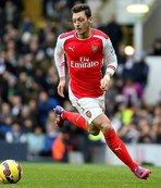 Mesut Özil rüya kadrosunu açıkladı! Sürpriz isimler