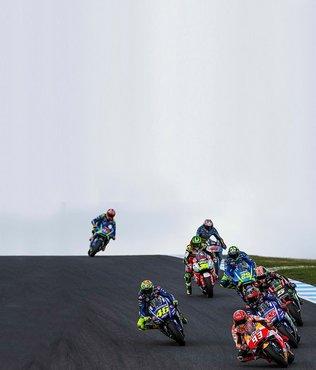 MotoGP'de iptaller peş peşe! Corona virüsü...