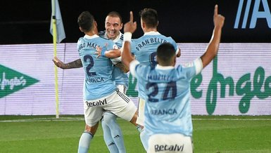 Celta Vigo 2-1 Valencia   MAÇ SONUCU