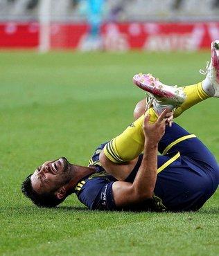 Fenerbahçe'de sakatlık şoku! İki yıldız oyuna devam edemedi