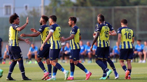 Son dakika FB haberleri   Fenerbahçe'de kim nasıl oynadı? İşte Vitor Pereira'nın vazgeçilmezleri