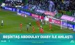 Beşiktaş Abdoulay Diaby ile anlaştı