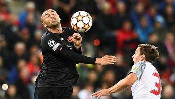 Burak Yılmaz'ın golü Lille'e yetmedi!