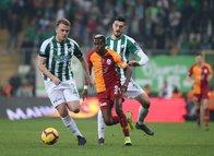 Fotomaç'ın usta yazarları Bursaspor - Galatasaray maçını değerlendirdi