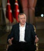 Başkan Erdoğan: Başakşehir'le gurur duyuyorum