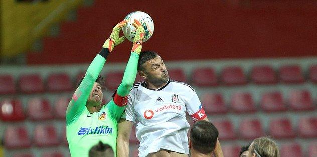 Beşiktaş yıkıldı