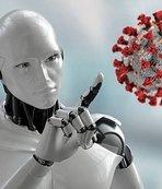 Ve Birleşmiş Milletler corona virüsüne karşı devrede! O robot...
