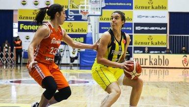 Fenerbahçe Öznur Kablo Laura Nicholls'ı yeniden kadrosuna kattı