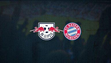 RB Leipzig - Bayern Münih maçı ne zaman, saat kaçta ve hangi kanalda canlı yayınlanacak? | Almanya Bundesliga