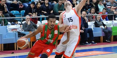 FIBA Şampiyonlar Ligi: BC Juventus: 76 - Pınar Karşıyaka: 82