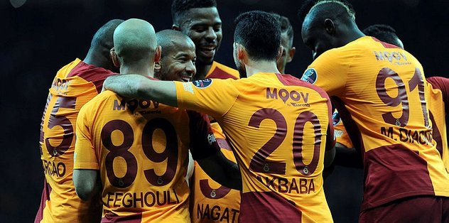G.Saray'dan Avrupa Ligi'ne damga! Barça ile yarışıyor