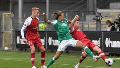 Freiburg 1-1 Werder Bremen | MAÇ SONUCU