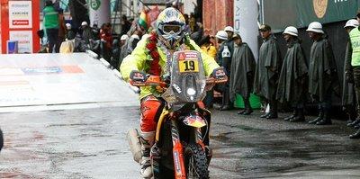 Dakar Rallisi'nde 6. etabın galibi Meo