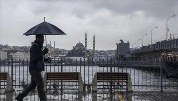 Balkanlar'dan gelen soğuk hava nedeniyle sıcaklıklar 6-12 derece azalacak