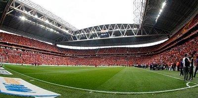Türk Telekom Stadyumu'nda seri sürüyor