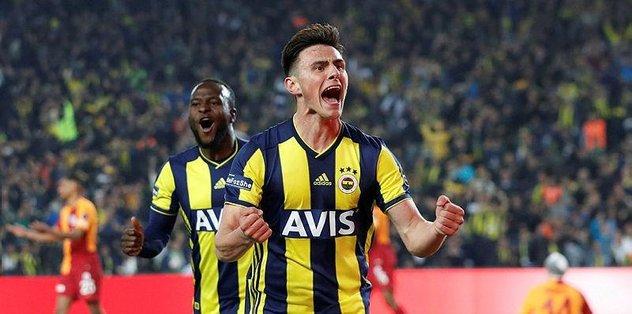 Eskilerden Fenerbahçe'ye yakın takip