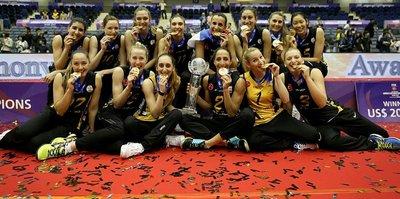 Vakıfbank Dünya Şampiyonu!