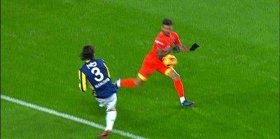 Kadıköy'de penaltı itirazı