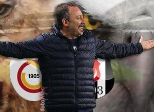 Sergen Yalçın bombayı patlattı! Galatasaray ve Beşiktaş... Son dakika transfer haberleri