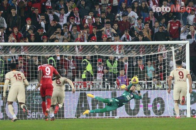 Galatasaray taraftarı Sivasspor maçı sonrası çıldırdı! Kulübün kapısından geçmesin