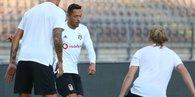 Beşiktaşta Büyükşehir Belediye Erzurumspor maçı hazırlıkları
