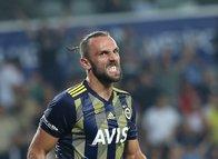 Fenerbahçe'de Beşiktaş derbisi öncesi Vedat Muriqi tehlikesi! Ersun Yanal'dan son dakika kararı...