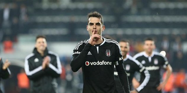 Beşiktaş'tan ilk ayrılan belli oldu