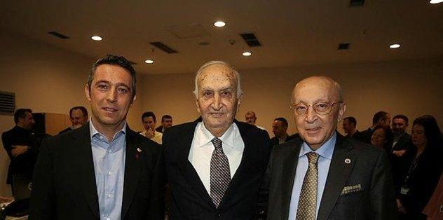 Fenerbahçe'de Vefa Küçük'e doğum günü kutlaması