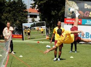 Galatasaray'da Selçuk İnan'ın yeni tarzı dikkat çekti!