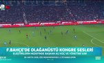 Fenerbahçe'de olağanüstü kongre sesleri