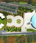 Türkiye'nin ilk büyük güreş kompleksi Isparta'ya inşa ediliyor