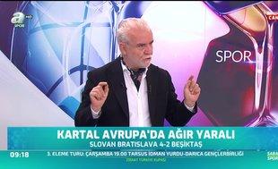 Turgay Demir: Beşiktaş'tan bu sezon bir cacık olmaz