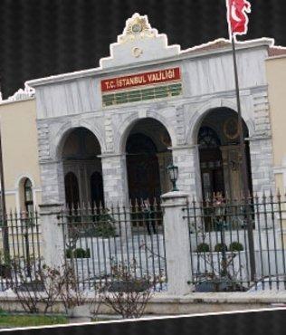 4 büyük kulübün başkanı İstanbul Valiliği'nde bir araya geldi