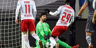 Besiktas beat Leipzig in Champions League