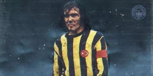 Efsaneye anma mesajı - Fenerbahçe -