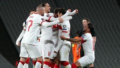 Türkiye-Hollanda: 4-2 (MAÇ SONUCU-ÖZET)
