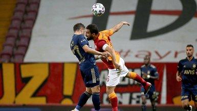 Galatasaray-Fenerbahce derby ends scoreless