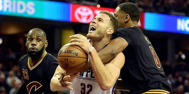 Clippers, Cavaliers'ı rahat geçti