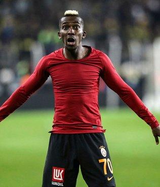 Galatasaray'a yeni Onyekuru! Chidera Ejuke...