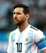 """""""Messi acı çekiyor"""""""