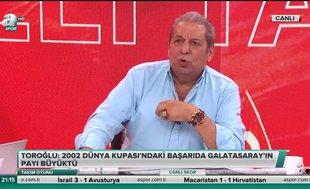 """Erman Toroğlu: """"Türkiye'nin olayı bir-iki maçlık değil"""""""