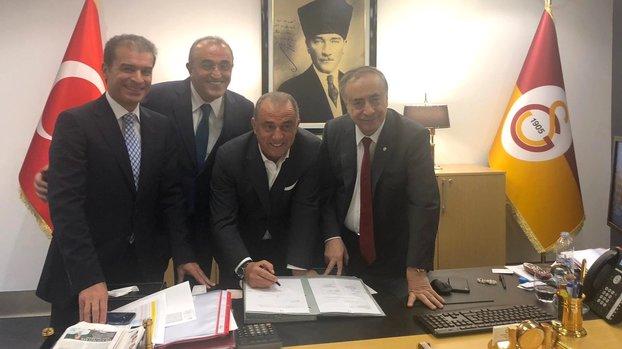Son dakika GS haberleri | Galatasaray'da Fatih Terim'in sözleşmesi uzatılacak mı? Flaş gelişme #