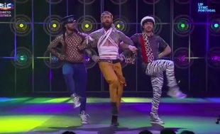 Meireles'ten dans şov!