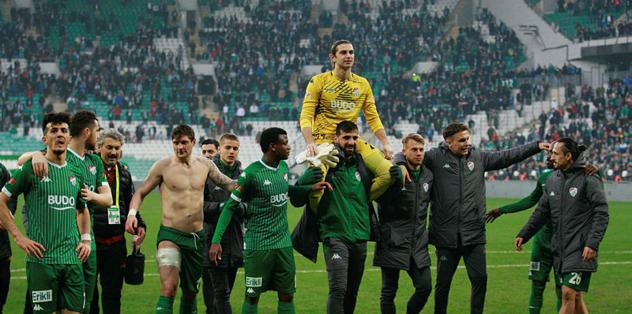 Bursaspor 2-1 Adana Demirspor | MAÇ SONUCU
